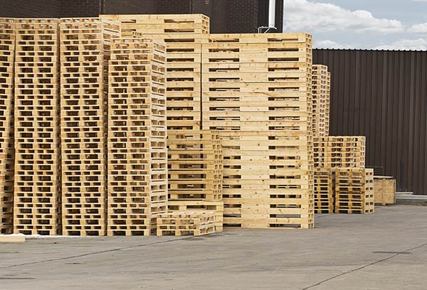 pallets-stacked
